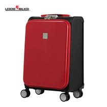 LEGEND WALKER กระเป๋าเดินทาง รุ่น 5402-49 ขนาด 20 นิ้ว - สี Red