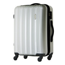 LEGEND WALKER กระเป๋าเดินทาง รุ่น 5096-47 ขนาด 18.5 นิ้ว สี WHITE CARBON