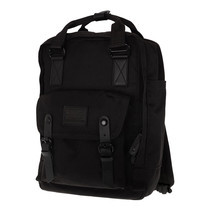 DOUGHNUT กระเป๋าเป้ รุ่น MACAROON CLASSIC - สี Super Black