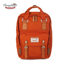 DOUGHNUT กระเป๋าเป้ รุ่น MACAROON CLASSIC - สี Rust