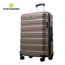 CONWOOD กระเป๋าเดินทาง รุ่น CT866-28 ขนาด 28 นิ้ว สี COFFEE