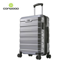 CONWOOD กระเป๋าเดินทาง รุ่น CT866 ขนาด 20 นิ้ว สี SILVER