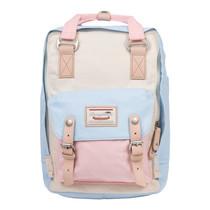 DOUGHNUT กระเป๋าเป้ รุ่น MACAROON CLASSIC - สี Iceberg X Sakura