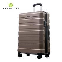 CONWOOD กระเป๋าเดินทาง รุ่น CT866 ขนาด 20 นิ้ว สี COFFEE