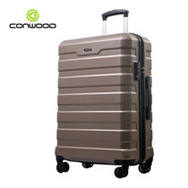 CONWOOD กระเป๋าเดินทาง รุ่น CT866 ขนาด 24 นิ้ว สี COFFEE