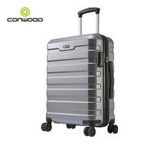 CONWOOD กระเป๋าเดินทาง รุ่น CT866-28 ขนาด 28 นิ้ว สี SILVER