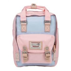 DOUGHNUT กระเป๋าเป้ รุ่น MACAROON MINI - สี Iceberg X Sakura
