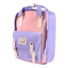DOUGHNUT กระเป๋าเป้ รุ่น MACAROON CLASSIC - สี Rose X Taro