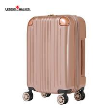 LEGEND WALKER กระเป๋าเดินทาง รุ่น 5122-48 ขนาด 20 นิ้ว - สี Rose Gold
