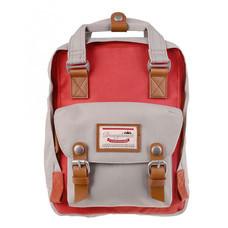 DOUGHNUT กระเป๋าเป้ รุ่น MACAROON MINI - สี Pumpkin X Ivory