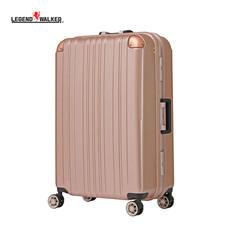 LEGEND WALKER กระเป๋าเดินทาง รุ่น 5122-68 ขนาด 27 นิ้ว - สี Rose Gold