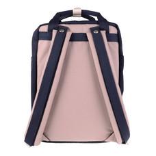 DOUGHNUT กระเป๋าเป้ รุ่น MACAROON CLASSIC - สี Light Pink X Navy