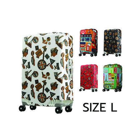 ผ้าคลุมกระเป๋าเดินทาง Legend Walker รุ่น 9101 Size L (26-29 นิ้ว)