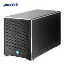 Akitio Thunder2 Quad Mini กล่องอ่าน HDD/SSD 4 ช่อง ขนาด 2.5 นิ้ว