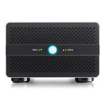 "Akitio Thunder2 DUO Pro กล่องอ่าน HDD/SSD 2 ช่อง ขนาด 2.5""-3.5"" พอร์ต Thunderbolt2 x 2 + USB 3.0 + HDMI."