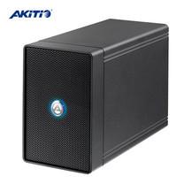 Akitio NT2 U3.1 กล่องอ่าน HDD?SSD ขนาด 3.5