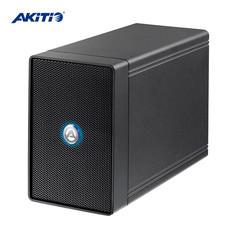 Akitio NT2 U3.1 กล่องอ่าน HDD SSD ขนาด 3.5