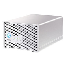 Akitio Neutrino Thunder Duo กล่องอ่าน HDD/SSD 2 ช่อง พอร์ต Thunderbolt x 2