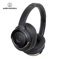 หูฟัง Audio Technica ATH-WS660BT Wireless Headphone Solid Bass - Black/Gold