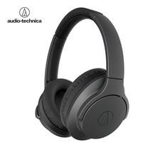 หูฟัง Audio-Technica ATH-ANC700BT Wireless Noise-Cancelling Headphones - Black