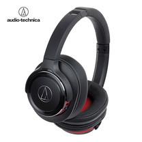 หูฟัง Audio Technica ATH-WS660BT Wireless Headphone Solid Bass - Black/Red