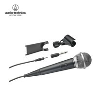 ไมโครโฟน Audio-Technica ATR-1200 Cardioid Dynamic Vocal/Instrument Microphone - Grey