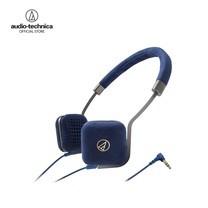 Audio Technica รุ่น ATH-UN1 Portable Headphone - Navy