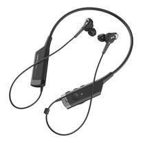 audio-technica ATH-ANC40BT Active Noise Cancelling Wireless Stereo Headset (90% Noise Cancelling)
