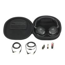 หูฟัง Audio-Technica Active Noise-cancelling รุ่น ATH-ANC9 Headphone - Black