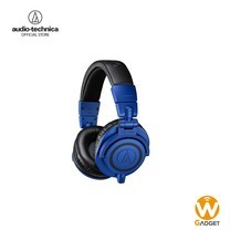 Audio Technica หูฟัง ATH-M50X BB LTD Edition Professional Studio Monitor Headphones - Blue/Black