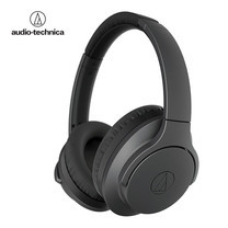 หูฟัง Audio-Technica ATH-ANC700BT Wireless Noise-Cancelling Headphones - Black