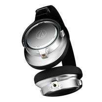 หูฟัง Audio-Technica ATH-SR9 Sound Reality Over-Ear High-Resolution Headphones - Silver