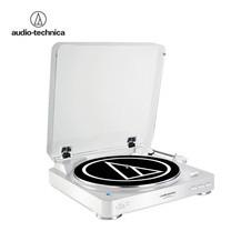 เครื่องเล่นแผ่นเสียง Audio-Technica รุ่น Bluetooth Turntable AT-LP60BT -White