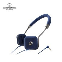 Audio Technica รุ่น ATH-UN1 Portable Headphone - Navy