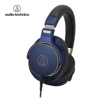 หูฟัง Audio-Technica ATH-MSR7SE Special Edition Portable Headphone - Navy