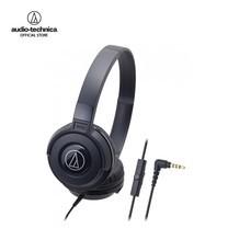 Audio-Technica หูฟัง  ATH-S100iS Headphone - Black
