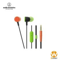 Audio Technica หูฟังมีไมค์ รุ่น ATH-CKL220iS In-Ear Headphone - Crazy