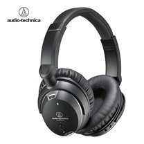 หูฟัง Audio-Technica Active Noise-cancelling รุ่น ATH-ANC9 Headphone - Black