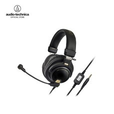 หูฟังเกมมิ่ง Audio Technica รุ่น ATH PG1 44mm Premium Closed-Back Dynamic Gaming Headset​ - Black