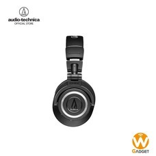 Audio Technica หูฟังบลูทูธ รุ่น ATH-M50xBT Wireless Bluetooth Over-Ear Headphones - Black