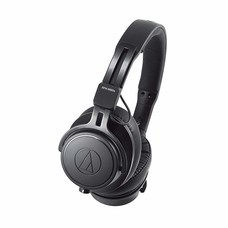 Audio Technica หูฟัง รุ่น ATH-M60x On-Ear Professional Monitor Headphones - Black