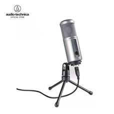 Audio Technica ไมโครโฟนอัดเสียง รุ่น ATR2500 Cardioid Condenser USB Microphone