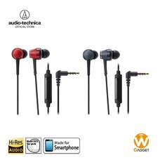 Audio Technica หูฟัง Hi Res รุ่น ATH-CKR70iS In-Ear Headphones