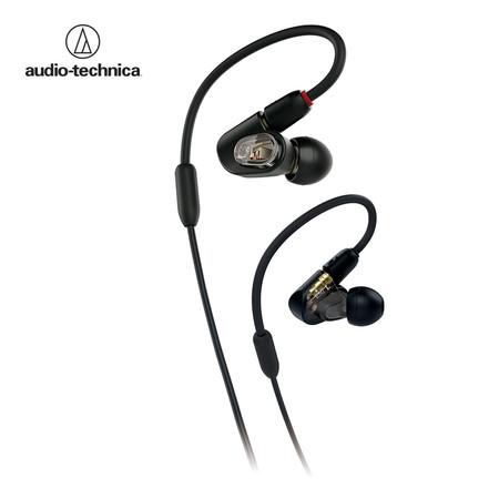 audio-technica ATH-E50 Balance Amateur Single Drivers Headphone