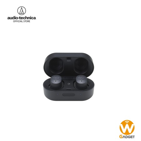 Audio Technica หูฟังไร้สาย รุ่น ATH-SPORT7TW Truly Wireless In-ear - Black