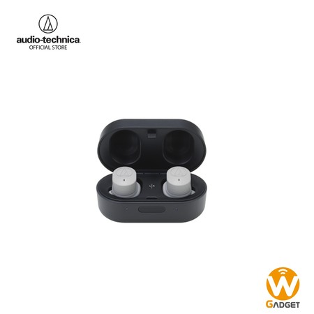 Audio Technica หูฟังไร้สาย รุ่น ATH-SPORT7TW Truly Wireless In-ear - Gray