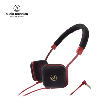 Audio Technica รุ่น ATH-UN1 Portable Headphone - Black