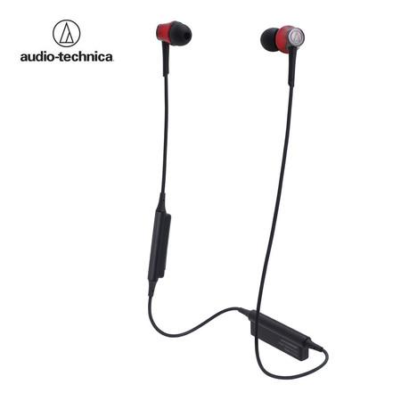 หูฟังไร้สาย Audio-Technica ATH-CKR55BT Wireless In-Ear Headphones - Red