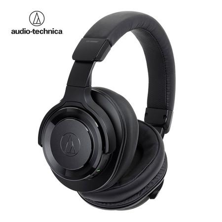 หูฟัง Audio Technica WS990BT Wireless Headphone Solid Bass - Black