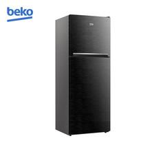 Beko ตู้เย็น 2 ประตู ขนาด 10.6Q รุ่น RDNT-340I50VZWB (Black)